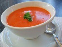 Zupa krem z pomidorów 1