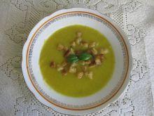 Zupa krem z pora i selera naciowego
