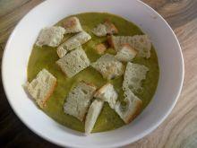 Zupa krem z sałatą