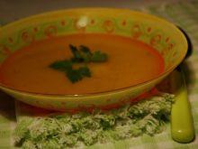 Zupa-krem z selera i pora