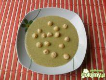 Zupa krem z zielonego groszku6