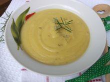 Zupa krem z ziemniaków i kalafiora