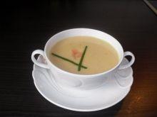 Zupa-krem ze szparagow.