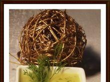 Zupa krem ziemniaczana z koperkiem