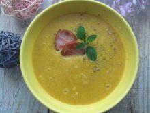 Zupa-krem ziemniaczano dyniowa
