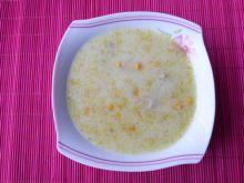 Zupa kukurydziana z mięsem