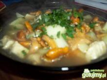 Zupa kurkowa 4