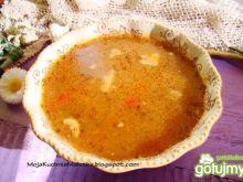 Zupa leśna