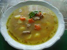 Zupa majerankowa