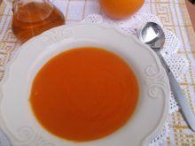 Zupa marchewkowo-pomarańczowa