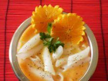 Zupa marchewkowo-pomarańczowa wg Buni :