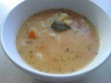 Zupa marchwiowo –selerowa