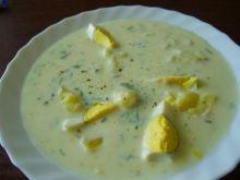 Zupa maślankowa