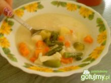 Zupa - mix warzyw