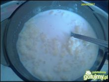 Zupa mleczna, czyli zacierki na mleku