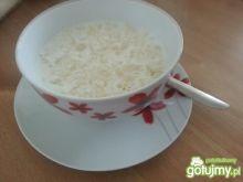 Zupa mleczna z kluskami