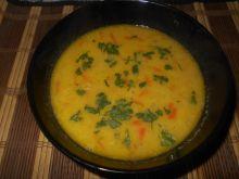 Zupa na końcówkach szparagów