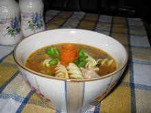 Zupa na żeberkach