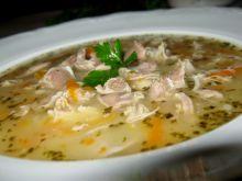 Zupa na żołądkach