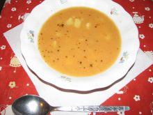 Zupa ogonowa z ziemniakami