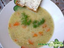 Zupa ogórkowo-koperkowa