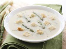 Zupa oraz sos w wersji light.