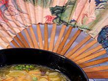 Zupa ostro-kwaśna z kurczakiem