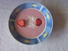 Zupa owocowa z truskawek