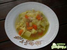 Zupa owocowo - warzywna