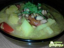 Zupa paprykową-dyniowa