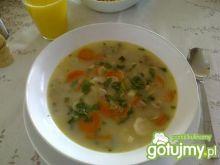 Zupa pieczarkowa 2.
