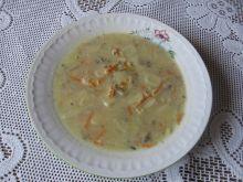 Zupa pieczarkowa mojej mamy