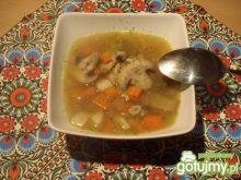 Zupa pieczarkowa na szybko