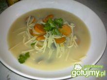 Zupa pieczarkowa wg MARIA66