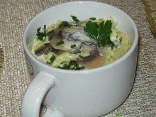Zupa pieczarkowa z makaronem 3