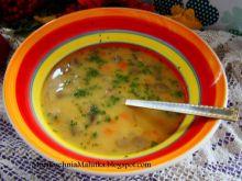Zupa pieczarkowo- borowikowa