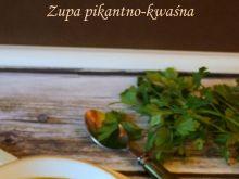 Zupa pikantno-kwaśna