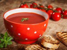 Kremowa zupa pomidorowa - jak ją zrobić?