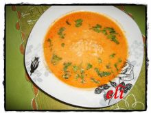 Zupa pomidorowa Eli z ryżem