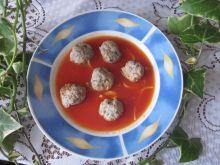 Zupa pomidorowa  Haliny