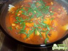 Zupa pomidorowa inaczej wg Beatris