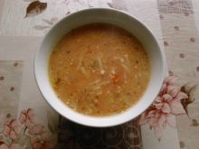 Zupa pomidorowa lekka