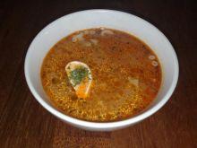 Zupa pomidorowa na wędzonce