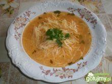 Zupa pomidorowa na żeberkach