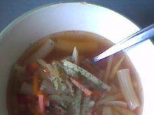 Zupa pomidorowa - pomidorówka orientalna