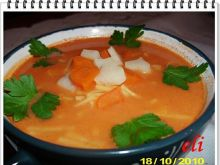 Zupa pomidorowa z makaronem Eli 2