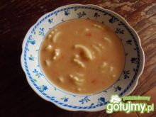 Zupa pomidorowa z makaronem lipki