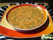Zupa Pomidorowa z Roztrzepanym Jajkiem