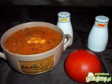 Zupa pomidorowa z ryżem 3