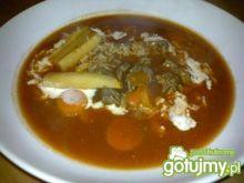 Zupa pomidorowa z ryżem Marii